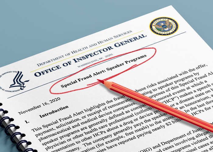 Everything You Need to Know About the OIG Special Fraud Alert