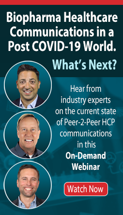 Biopharma Healthcare Communications in a Post COVID-19 World. What�s Next?
